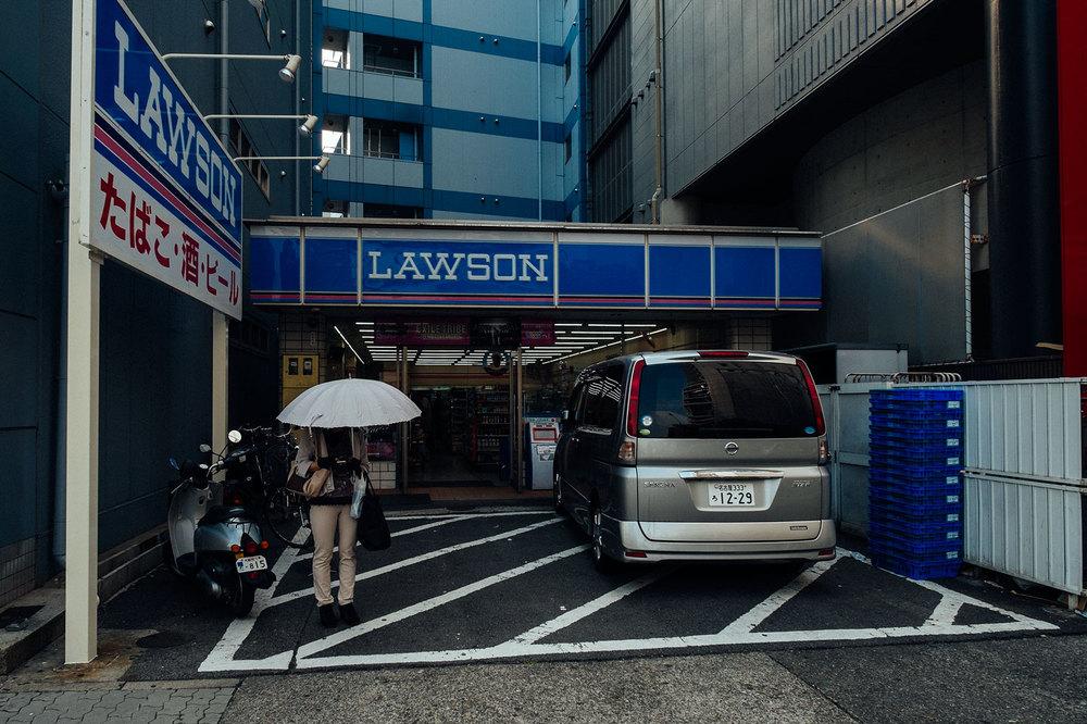 Street scenes in Nagoya