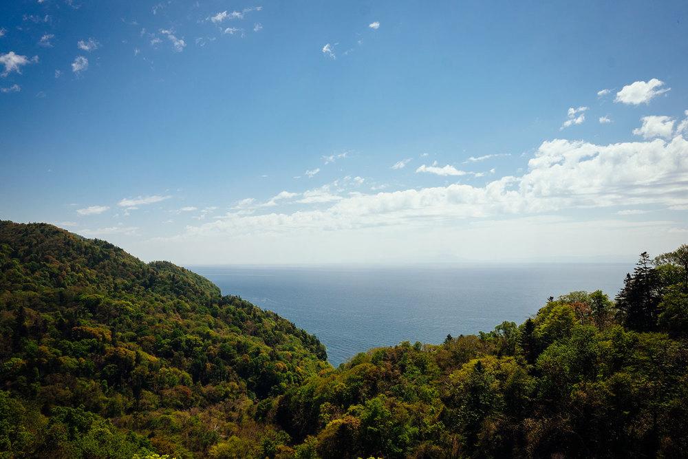 Poi veniteci a chiedere perchè amiamo l'Hokkaido.