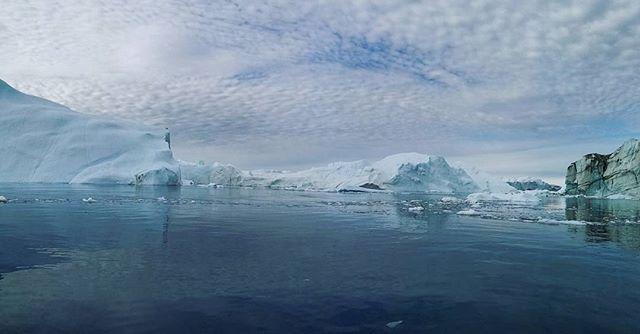 Oggi solo foto con tantissimo ghiaccio!! ❄❤❄ #uncommonarctic #giroalfreddo