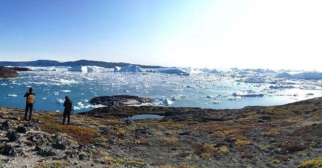 A Ilulissat piace alzare la posta ❄✌ #uncommonarctic #giroalfreddo