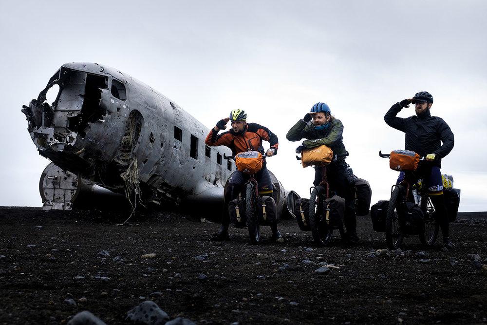 Siamo esploratori, questa foto lo testimonia in maniera incontrovertibile