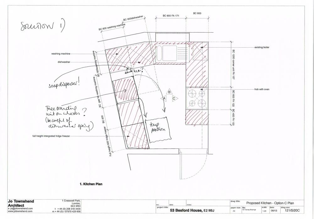 Besford Plan Solution 1