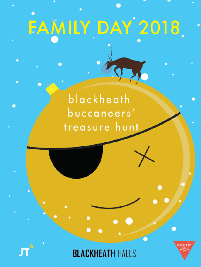 JTA are proud to announce that we will be running our spectacular Village Day Treasure Hunt with Blackheath Halls! See you on the 1st December from 11am!