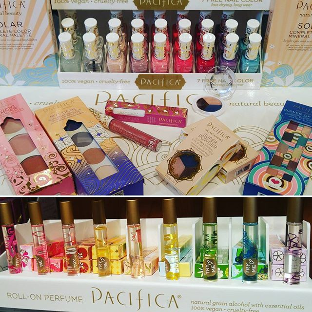 100% vegan & cruelty free natural beauty care 💅💄 . . . . . @ilovepacifica  #pacifica #pacificabeauty #vegan #natural #crueltyfree #beauty #skincare #heartpharmacy #fairfieldplaza #shoplocal #victoriabc #yyj #vanisle #bc #vancouverisland #westcoastisthebestcoast
