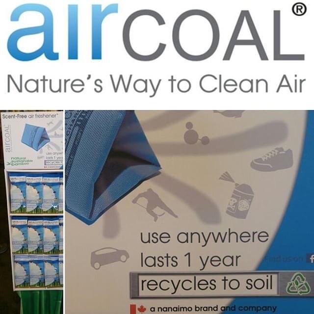 Deodorize Naturally with Aircoal scent-free air freshener . . . . . @aircoal.ca  #aircoal #madeincanada #breatheeasy #natrual #heartpharmacy #fairfieldplaza #shoplocal #victoriabc #yyj #vanisle #bc #vancouverisland #westcoastisthebestcoast