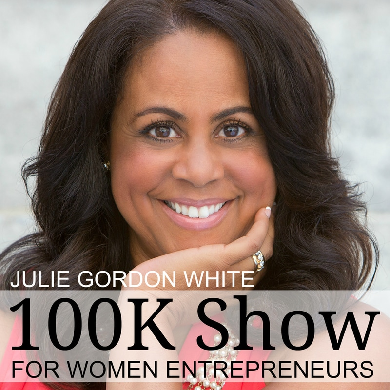 Tracy is featured on business expert Julie Gordon's podcast, the 100K Freedom Formula. They talk about how they made their first 100K and what it took to grow their businesses.