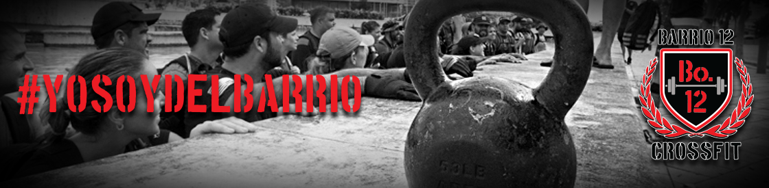 Barrio 12 CrossFit