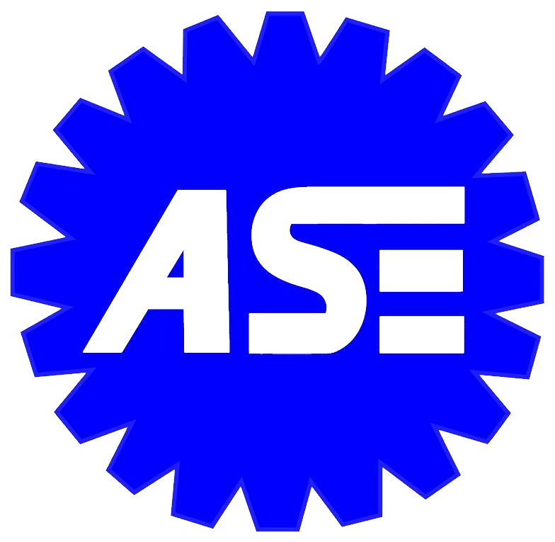 All of Our Technicians are ASE Certified