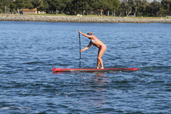 Interval SUP training