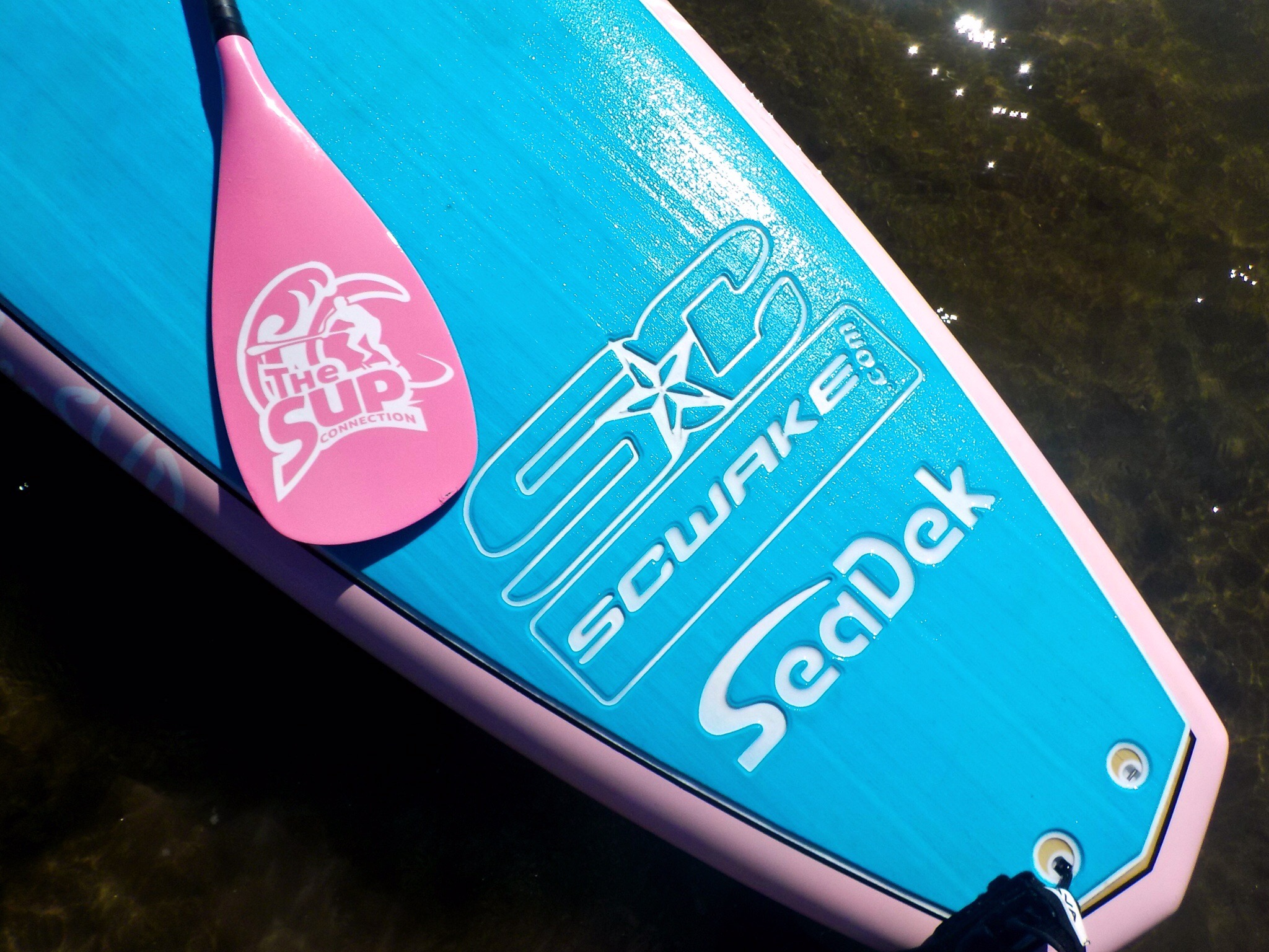 Your Stand Up Paddle Board Deserves SeaDek