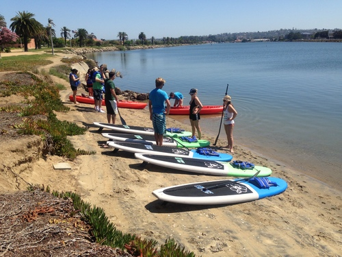 SUP Lessons Learn More
