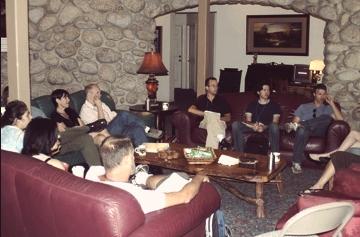 2010 Informal Room