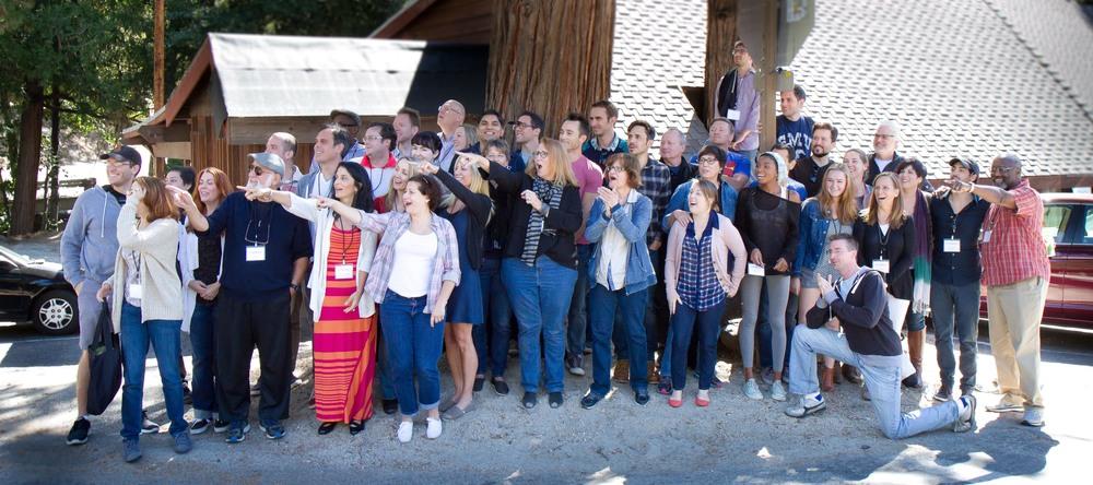 2014 Retreat Group Photo