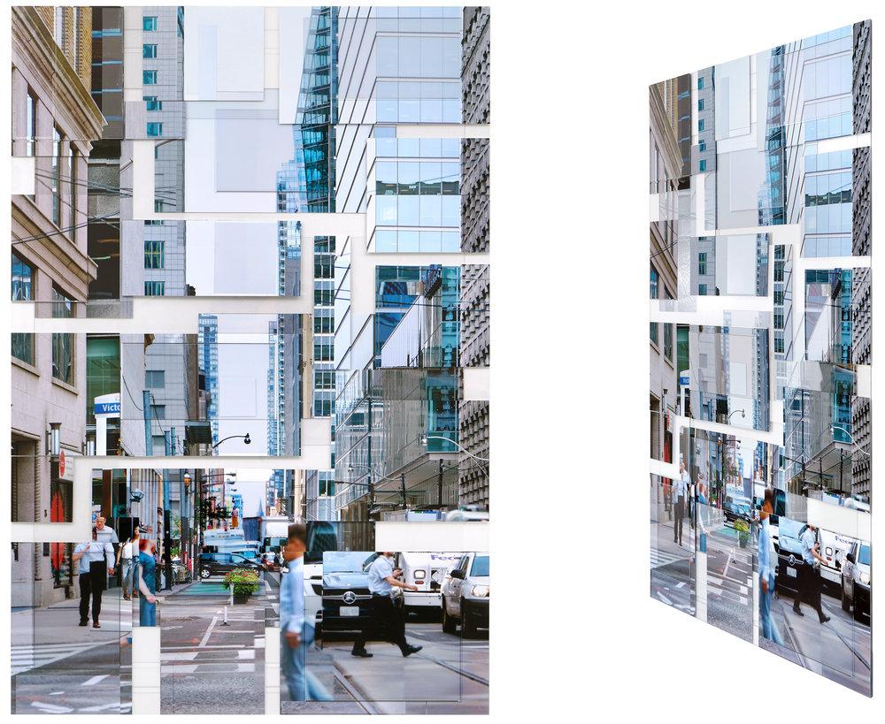 Toronto 52   8/18  40x60in 1x1.5m