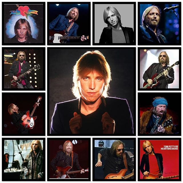 Free Fall into The Great Wide Open Tom. Thank you for your incredible artistry. #tompetty #rip #freefalling #legendary #music