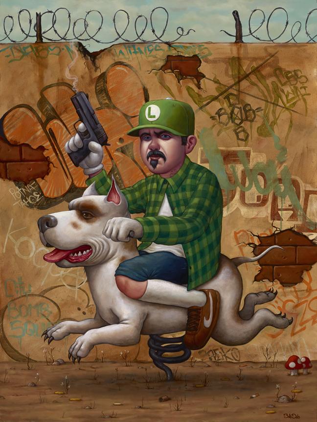 """Luigi Trece"""