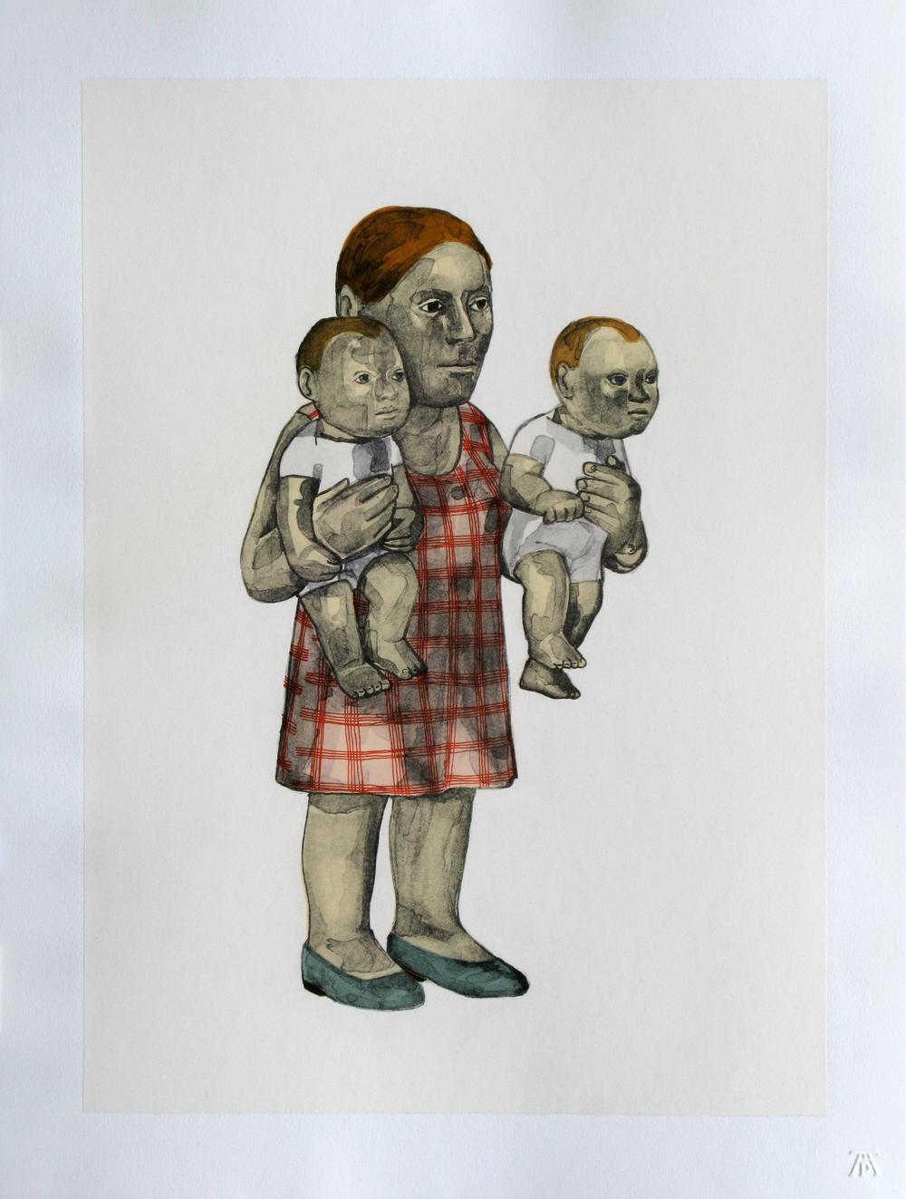Claudette Shreuders - Two Hands hires.jpg