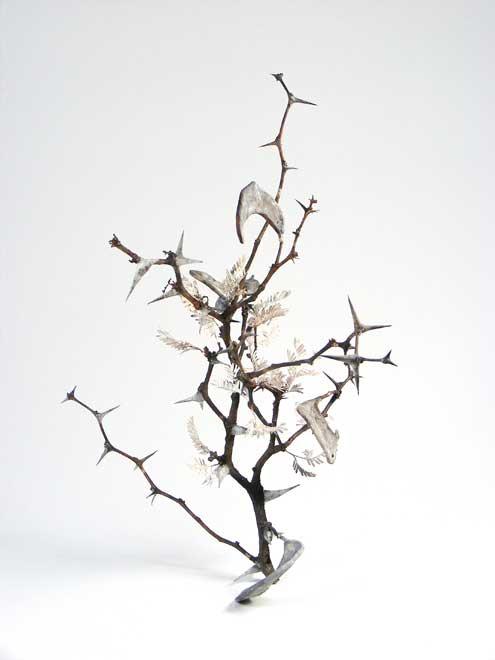 Nic Bladen-Acacia erioloba (bronze and silver).jpg