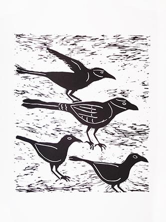 Tashe-Fritz,-Shaft-tailed-Whydah,-Linocut,-355x500.jpg