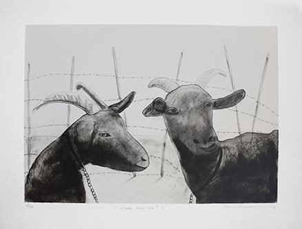 Sam-Nhlengethwa Where are we I Three colour chine colle lithograph---608x471-(1).jpg