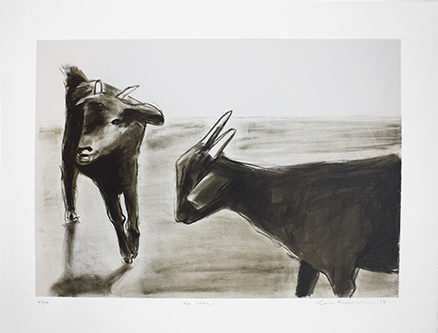 Sam-Nhlengethwa.No-Grass.II.Three.colour.chine.colle.lithograph,608x471.2).jpg