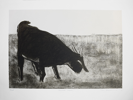 Sam-Nhlengethwa---Summer Grass Three colour chine colle lithograph 608x471 (1).jpg