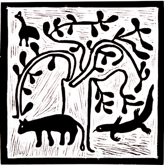 Likkewaan-in-the-Shade,-Linocut,-600x420,-Fillipus-Shikomba.jpg