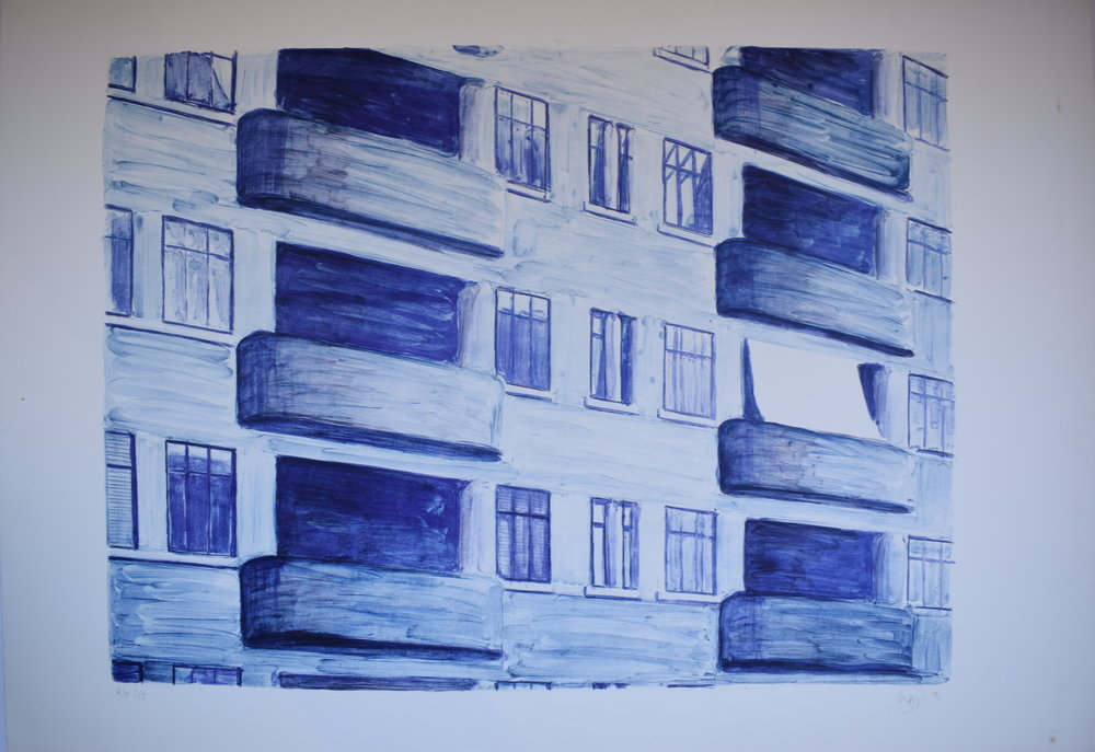 Stephen Inggs - Untilted Blue flats - Lithograph - AP IofII - 998x700.JPG