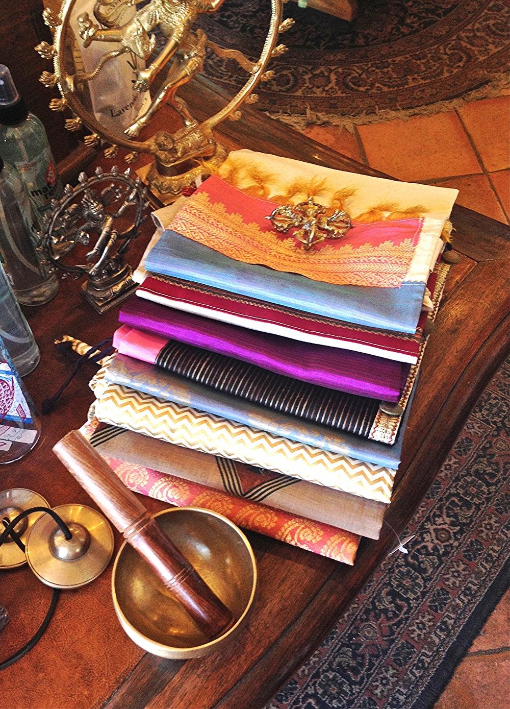 Shivam Bags at Drishti Yoga, Santa Barbara, CA