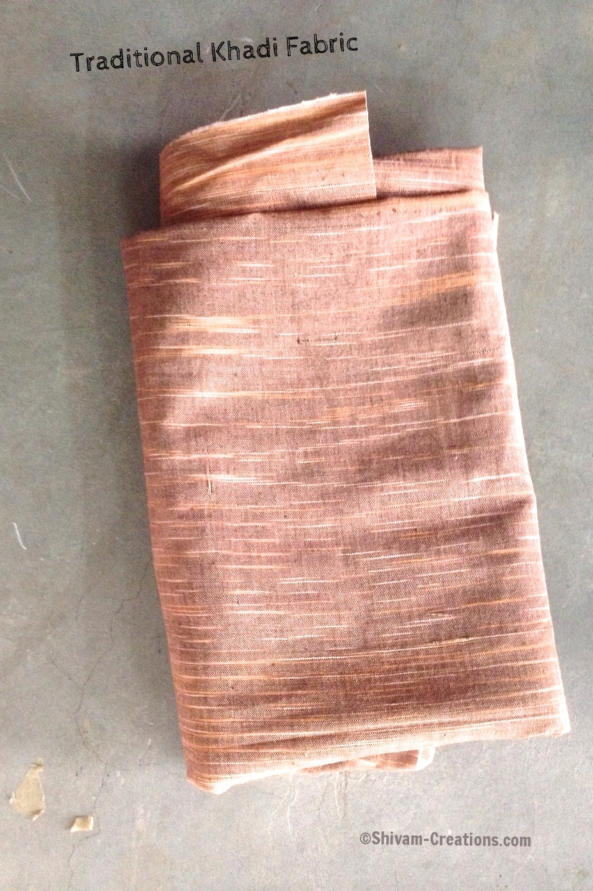 Traditional Khadi Fabric