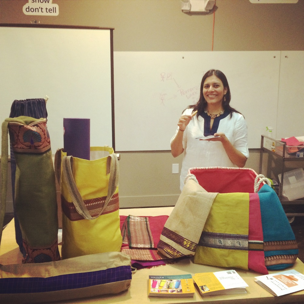 Presenting Shivam Bags at The Skillery