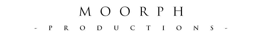 Moorph Productions