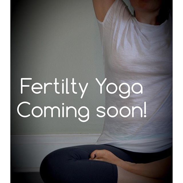 (More than just) Fertility Yoga coming this fall! #fertilityyoga #fertilityyogaottawa #fertilityottawa #yogaforfertility #ottawayoga