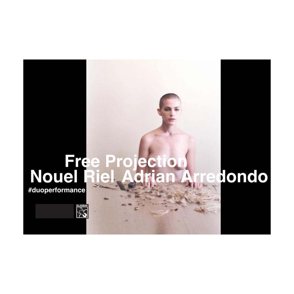 Free Projection : Performance Piece