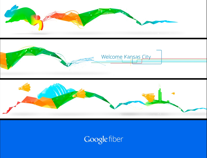 Design and animation created by Wildlife to incorporate aspects of Kansas City
