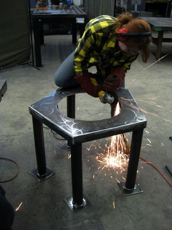 5.Making Cupola.JPG