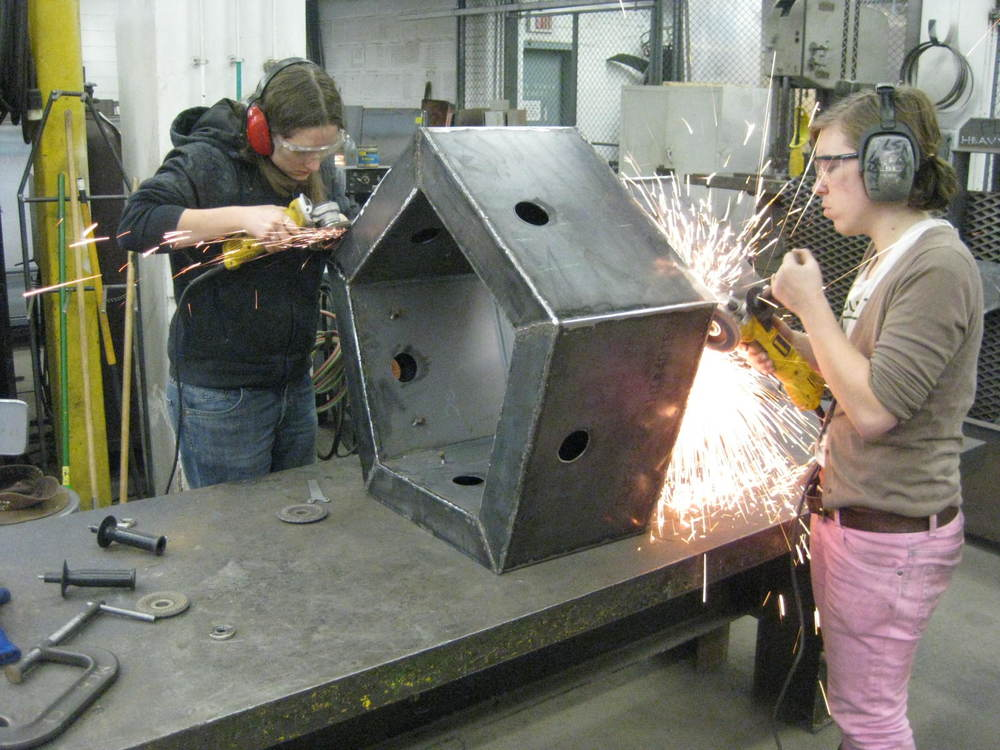 6. Making Cupola.JPG