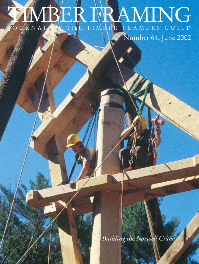 Timber Framing  Article PDF by Rick Brown and Ed Levin