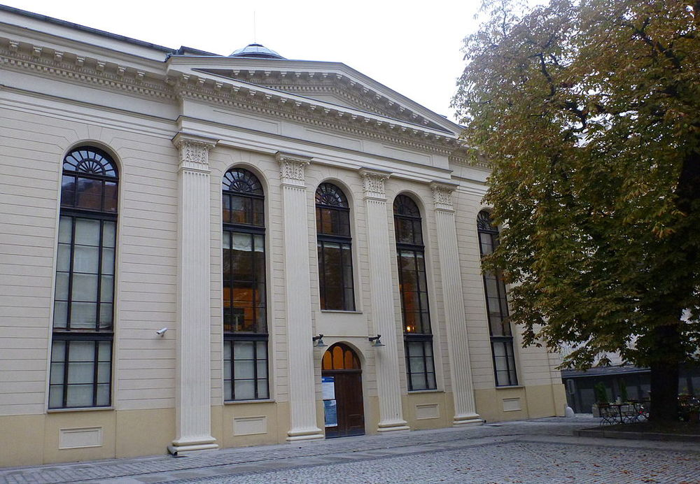 The White Stork Synagogue, Wroclaw