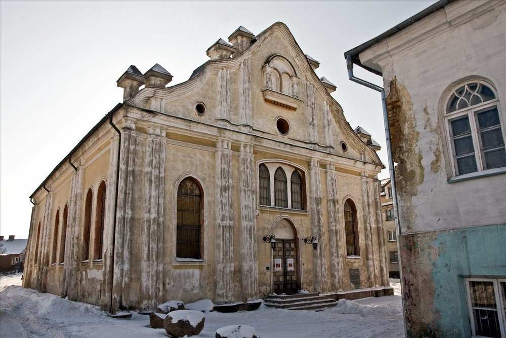 The White Synagogue, Sejny