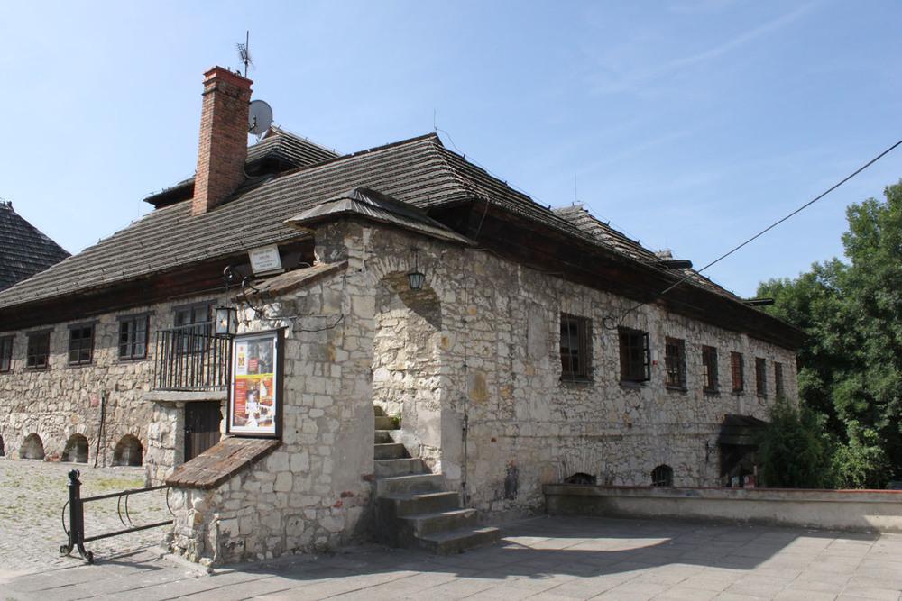 The Synagogue, Kazimierz Dolny