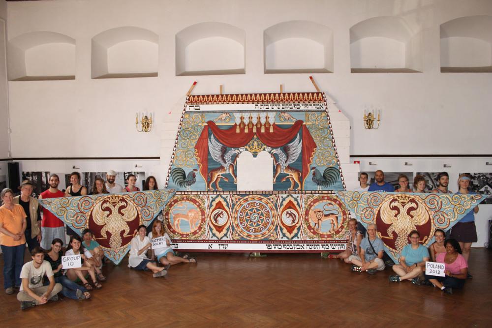Kazimierz Dolny Group 2012.jpg