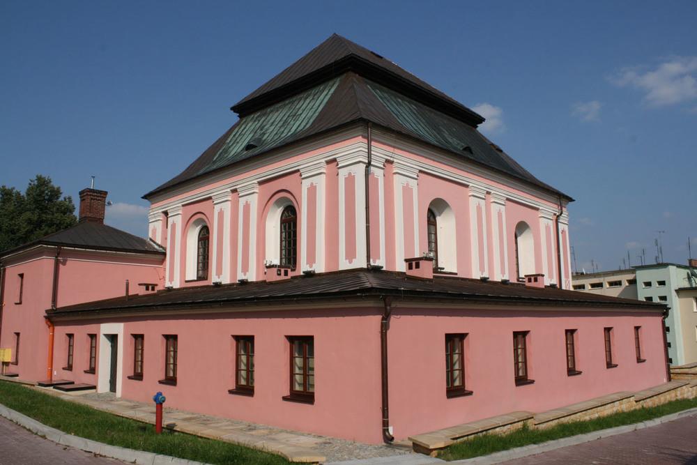 The Synagogue, Szczebrzeszyn
