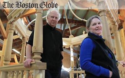 4.20.13  They have studied every curve of the wood, every beam, peg, and brush stroke that made up the centuries-old structure… Read more from The Boston Globe