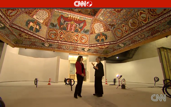 11.21.13   CNN's Paula Newton travels to Warsaw to visit the Museum of the History of Polish Jews.     See more from CNN