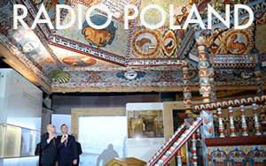 "3.4.16  ""The museum is magnificent - not only the wonderful architecture of the building, but above all the exhibition, which shows 900 documented years of shared history,"" President Andrzej Duda said. Read More from Radio Poland"