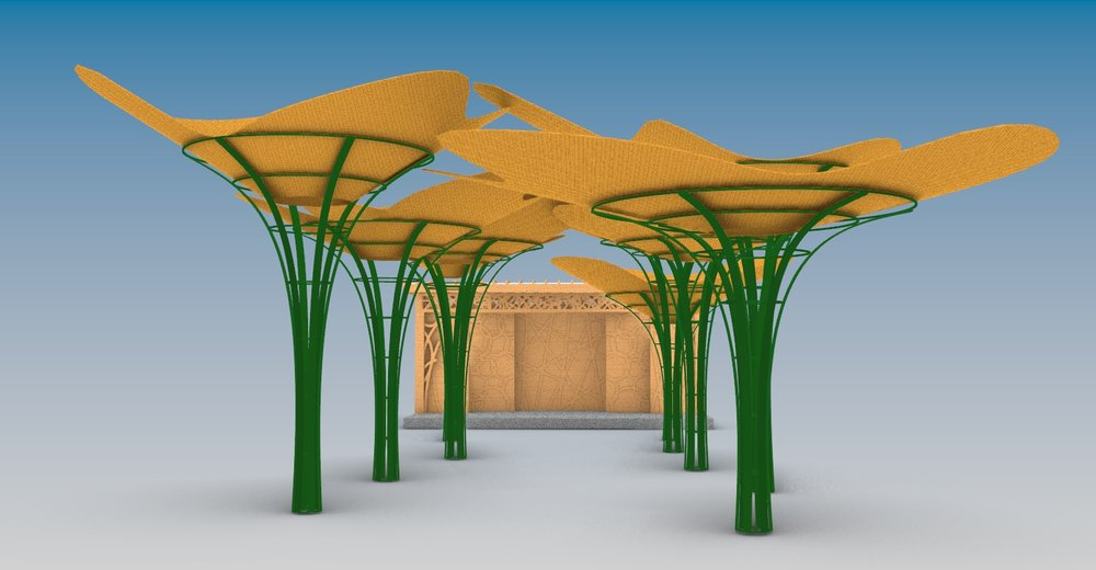 Animals & Architecture Project - Franklin Park Zoo