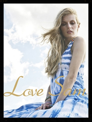 Love Sam clothing website link
