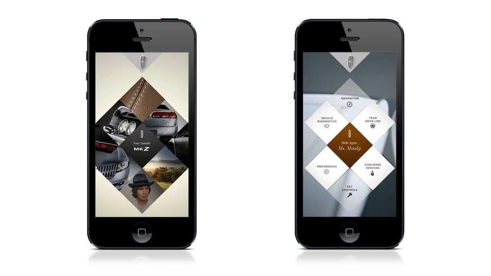 App Start Screens