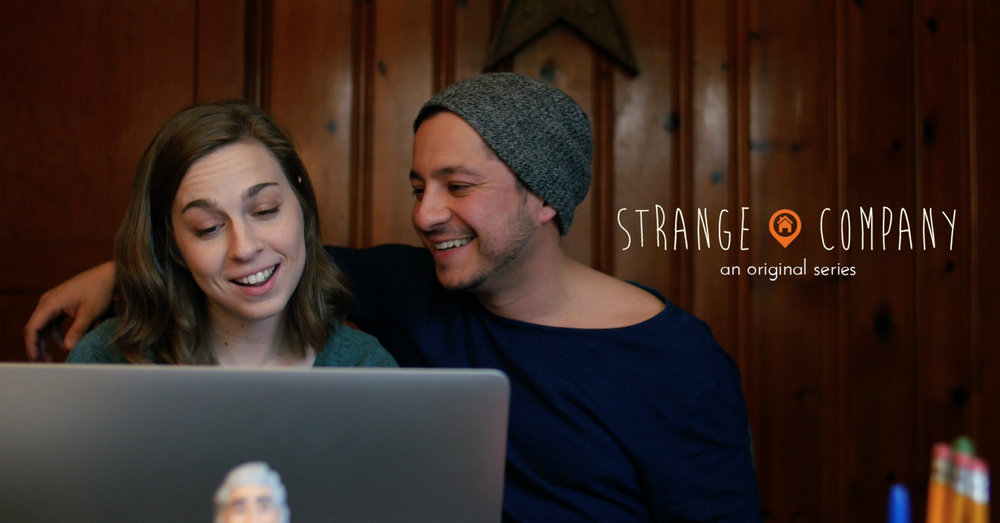 STRANGE COMPANY>>> Coming Soon.